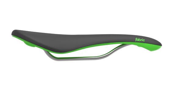 Fabric Scoop Shallow Elite  - Selle - vert/noir
